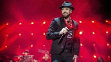 Justin Timberlake Postpones All December Concert Dates