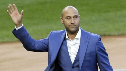 Report: Jeter orders firing of Marlins legends