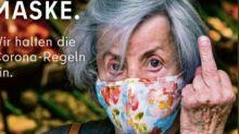 Contre les anti-masques, la ville de Berlin n'y va pas par quatre chemins