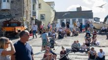 'No sex, no violence, just a laugh': mixed emotions in Cornish village as Doc Martin ends