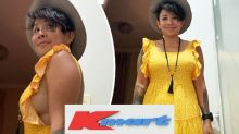 Clever Kmart shopper turns $20 kid's dress into chic outfit