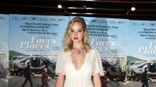 Jennifer Lawrence just wore an actual wedding dress on the red carpet