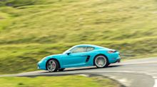 Porsche 718 Cayman T may get lighter with thinner glass, no stereo