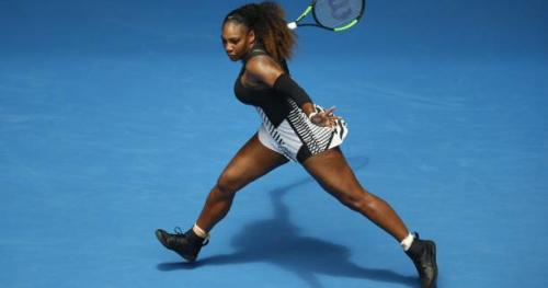 """Santé - Peut-on faire du sport quand on est enceinte ? Pour Serena Williams, c'est """"oui"""" !"""