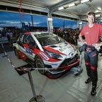 Marcus Gronholm back to WRC for Rally Sweden with a Toyota