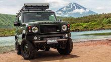 Damd transforma el Suzuki Jimny en el Land Rover Defender original