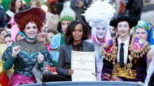 Kerry Washington Feted With Parade and Roast at Harvard