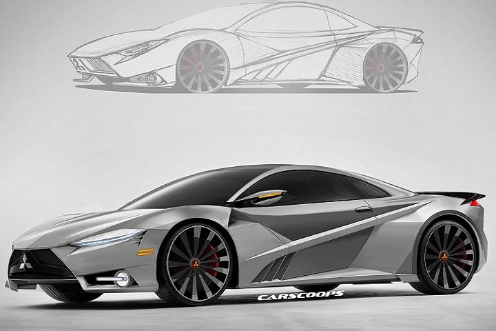 Could A New Mitsubishi 3000gt Save The Brand