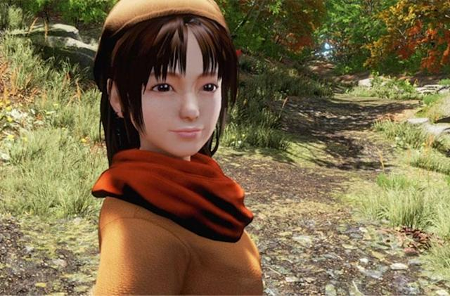 'Shenmue 3' Kickstarter will offer PS4 copies on disc