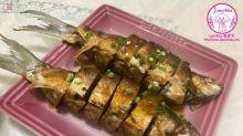 【食譜】煎釀鯪魚