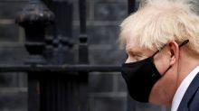 UK's Johnson, Ukraine's Zelenskiy to sign partnership agreement