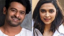 Prabhas And Deepika Padukone To Team Up For A Pan Indian Project!