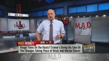 Cramer says Macy's and JC Penney are becoming 'relics' of...