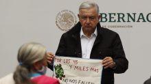 López Obrador anuncia órdenes de captura contra militares por caso Ayotzinapa