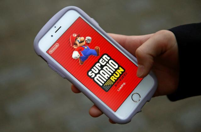 'Super Mario Run' isn't as profitable as Nintendo would like