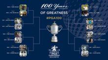 CBS Sports presents the 100th PGA Championship: The Ultimate Bracket