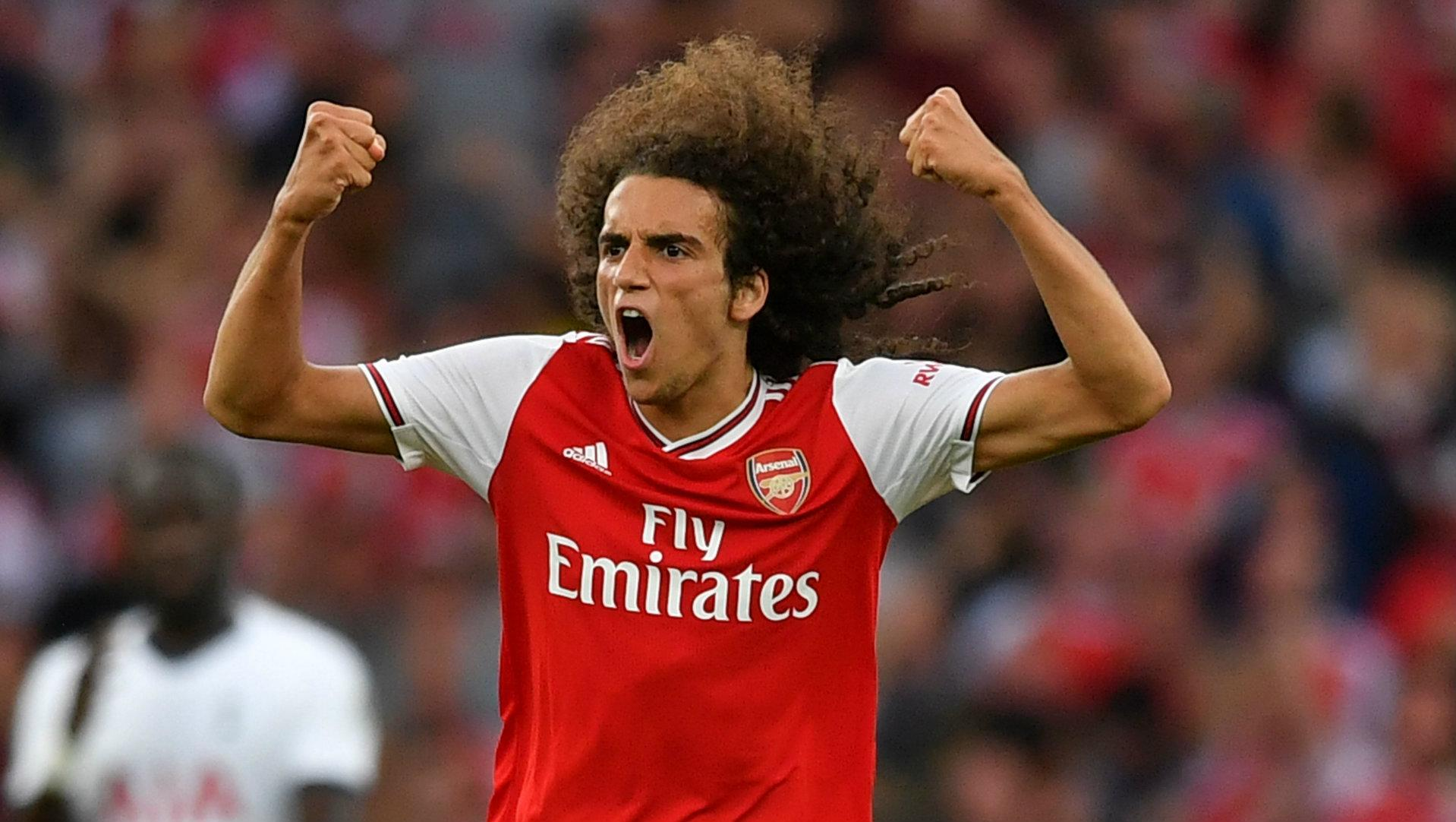 Guendouzi determined to take big chance after 'massive