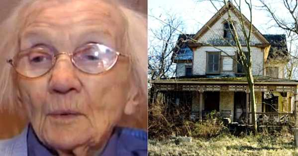 96-Year-Olds' House For Sale. See The Inside