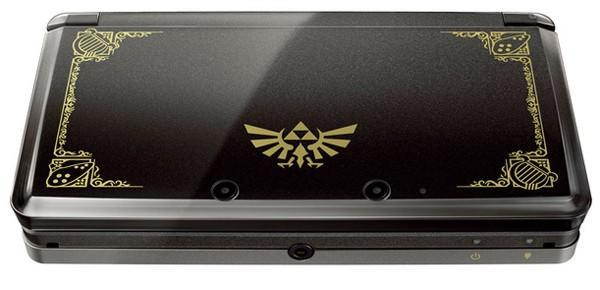 This 25th anniversary Zelda 3DS kind of Hyrules