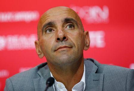 Football Soccer - Sevilla news conference