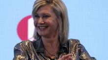 Olivia Newton-John discusses new cancer diagnosis and medical marijuana on 'Today'