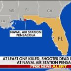 Naval Air Station Pensacola shooting witness heard about a dozen shots