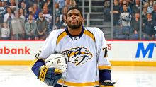 P.K. Subban says he'll 'never' protest during national anthem