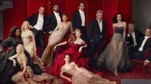 La icónica portada de Vanity Fair Hollywood ilustra el cambio en Hollywood ¡con 12 súper estrellas!
