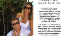 Tras 15 años de casados, Juan Soler y su esposa decidieron acabar con su matrimonio