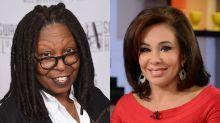 Whoopi Goldberg abruptly ends fiery debate with Fox News judge Jeanine Pirro: 'Say goodbye!'