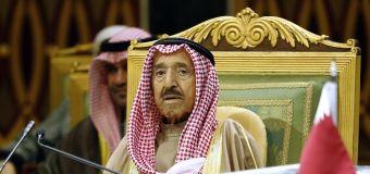 Kuwait ruler, longtime diplomat Sheikh Sabah, dies