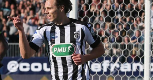 Foot - Coupe - Angers - Coupe de France : Angers avec un trio d'attaque Bérigaud-Diedhiou-Bamba contre Guingamp