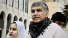 Bahrain activist Rajab sentenced to 5 years for tweets