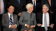 IMF Chair Lagarde: Fed's normalization of rates 'makes sense'