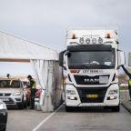 Denmark starts border checks at crossings to Sweden
