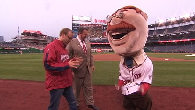 The Nats' Outtakes: Why Can't Teddy Win?