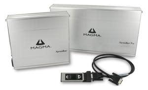 Magma ExpressBox mates PCI Express with ExpressCard
