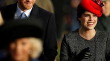 Princesa britânica Eugenie seguirá exemplo de Harry em casamento em outubro