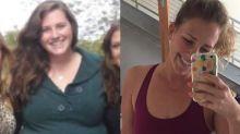 Den meisten Menschen schadet es, doch diese Fitness-Bloggerin ist überzeugt: Es half ihr beim Abnehmen