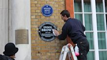 Hot Chocolate frontman Errol Brown honoured with black plaque