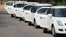 Battle With Uber Has Wiped Out A Fourth Of Ola's $3 Billion Fundraise