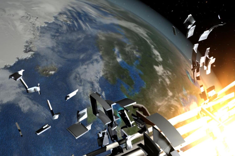 космический мусор фото был легендой
