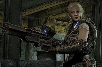 Gears of War 3 to include 'special unlocks' referencing other Epic games