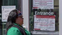 Coronavirus: US jobless claims hit 6.6 million as virus spreads
