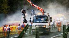 Stricken racing driver Juan Manuel Correa out of coma