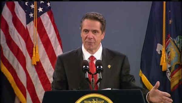 Cuomo pushes assault weapons ban in address