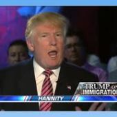 TRUMP: 'There certainly can be a softening' on immigration laws