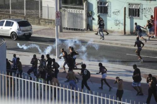Ministério Público avança para banir torcida organizada do Fla de estádios