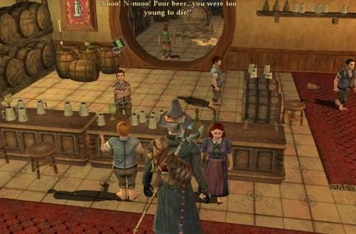 LotRO challenges servers to complete the Bounder's Bounty