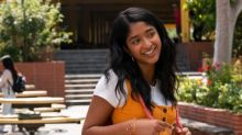 'Never Have I Ever' Star Maitreyi Ramakrishnan on Playing a Teenage Version of Mindy Kaling